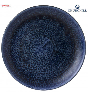 Churchill Plume Blu Piatto...