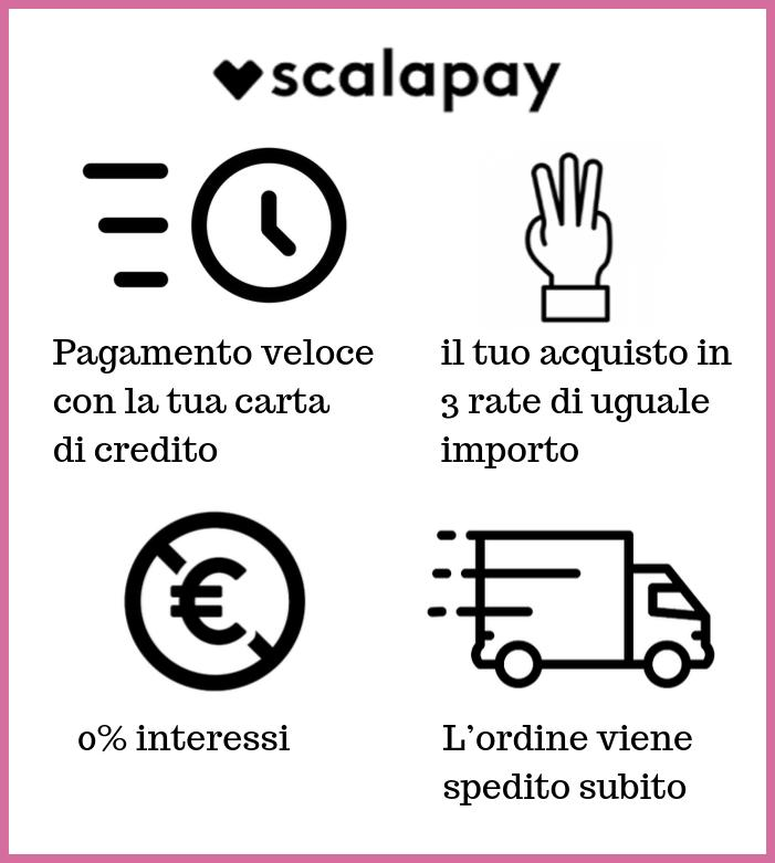 Acquista e paga a rate senza interessi